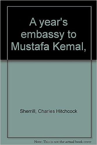 A Year's Embassy to Mustafa Kemal ile ilgili görsel sonucu