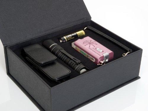 Brite Strike LSREB60HLS Pink Lightning Protection