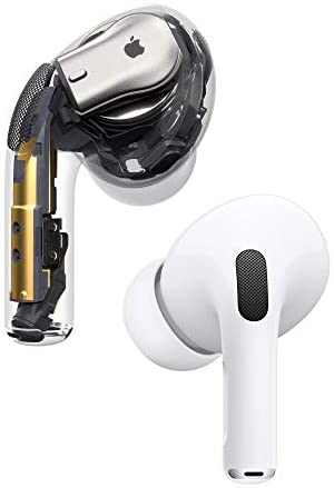 Wireless Earbuds Bluetooth 5.0 Headphones 3D Stereo CVC8.0 Noise Canceling True Wireless Earbuds with Fast Charging Case,One-Step Pairing for iPhone/Samsung/Android Apple AirPods Pro Earphones 41m2lczLIgL