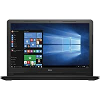 "Dell Inspiron 15.6"" Touch-Screen HD I3558-10000BLK Laptop (Model), Intel Core i5-5200U Processor, 6GB Memory, 1TB HDD, HDMI, Bluetooth, DVD-RW, WiFi, HD Webcam, Windows 10 -MaxxAudio"