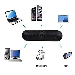 Nut Shop Portable Shockproof Bluetooth Wireless FM Stereo Speaker For SmartPhones Tablets