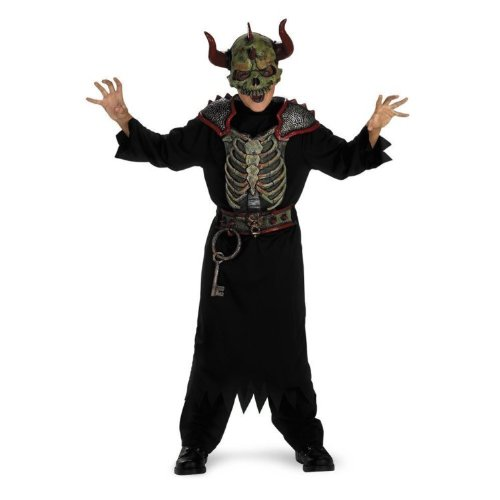 Disguise Gate Keeper - Size: Child M(7-8) ()