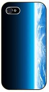 For SamSung Galaxy S5 Mini Case Cover Earth stratosphere- black plastic case / Space, Stars, Fantasy