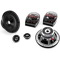 JL AUDIO ZR 650-CSi - Car speaker - 85 Watt - 2-way - component