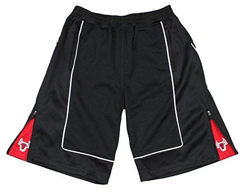 Chicago Bulls NBA Big Boys Youth Kay Shorts, Black