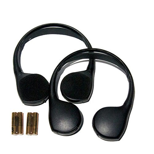 General Motors Genuine GM 22863046 Wireless Dual Channel Headphone by General Motors