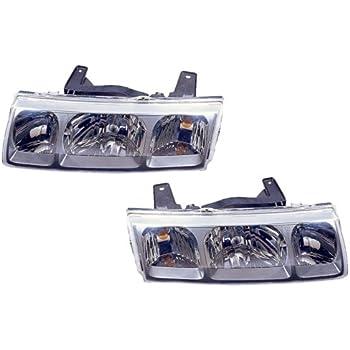 Amazon saturn vue replacement headlight assembly 1 pair saturn vue replacement headlight assembly 1 pair freerunsca Images