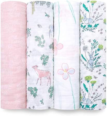aden anais Classic Swaddle Blanket