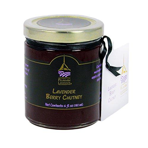 Berry Chutney - Pelindaba Lavender Gourmet Lavender Berry Chutney - 6 fl oz