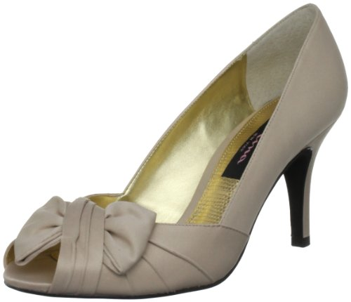Damen Powered Forbes Sand Nina Bridal Pumps OIEwwYq