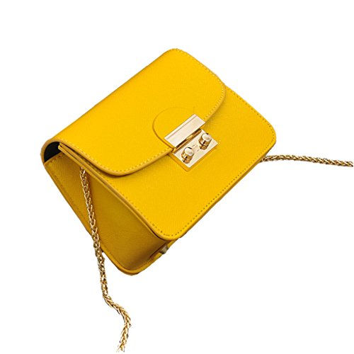 Covelin Womens Small Leather Handbag Tote Shoulder Crossbody Bag