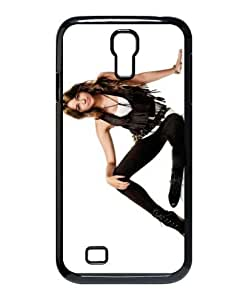 SROUK Music & Singer Series Design Protective Cases Miley Cyrus Platic Cover Case for Samsung Galaxy S4-53