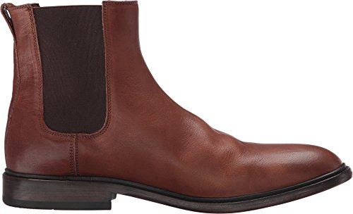 Frye Mens Chris Chelsea Koppar Tumlas Full Grain