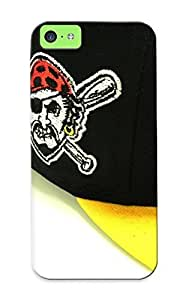 Inthebeauty Hot Tpye Pisburgh Pirates Baseball Mlb Case Cover For Iphone 5c For Christmas Day's Gifts