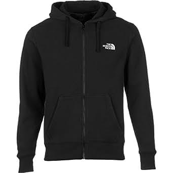 The North Face Emb Logo Full Zip Hoodie