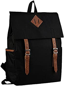 samll tree Laptop Outdoor Backpack (Black)
