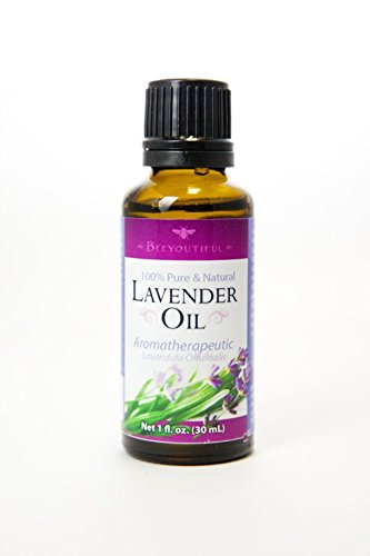Lavender Essential Oil - 30 ml by Beeyoutiful