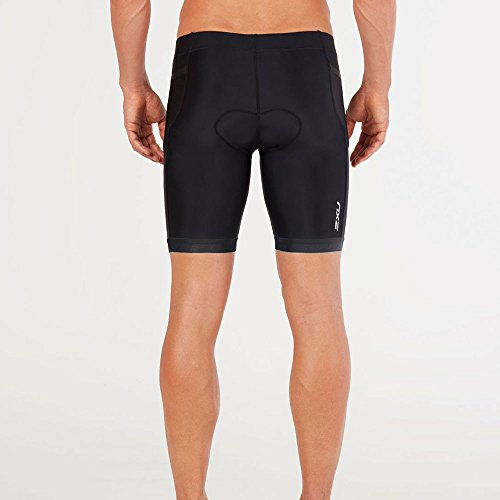 De nbsp;x Hombre Triatlón Negro 2 Active U Pantalones Cortos wHUvqYpn