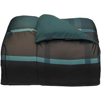 hampton hunter plaid twin xl comforter for college dorm bedding