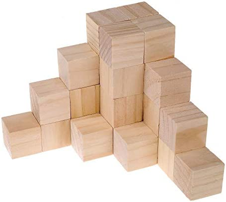 Supla 40pcs 1 5inch Natural Projects product image