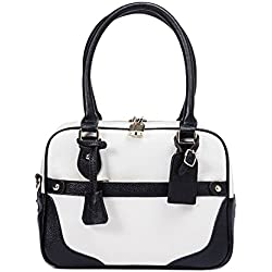 IUHA Italian Genuine Leather Handbag