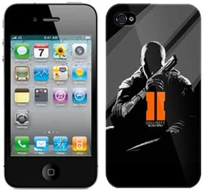 Coque pour iPhone 4/4S Motif Call of Duty Black Ops II: Amazon.fr ...