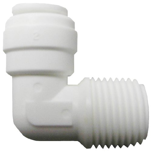 WATTS Fit Tube Elbow-90 Deg, 1/2