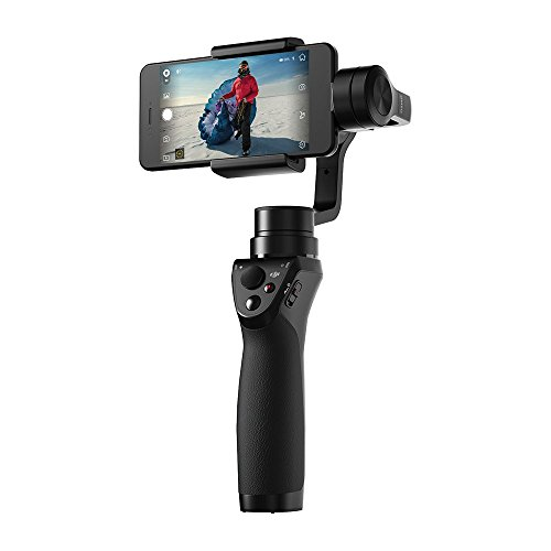 DJI Phone Camera Gimbal OSMO MOBILE, Black by DJI