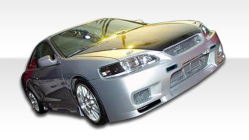 Body R33 2dr - 1998-2002 Honda Accord 2DR Duraflex R33 Kit-Includes R33 Front Bumper (101969), R33 Rear Bumper (101970), and R33 Sideskirts (101971). - Duraflex Body Kits