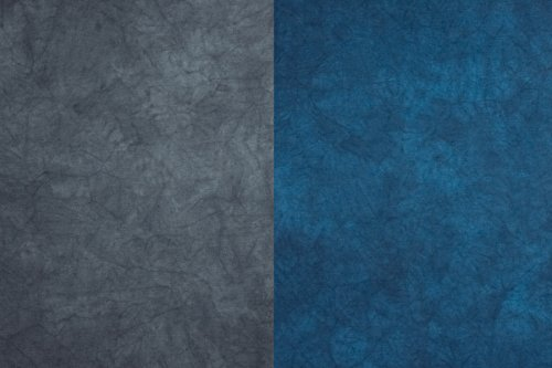 Backdrop Alley Blue Lake/Nickel Reversible Muslin Photo Background, 10' x 24' by Backdrop Alley