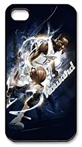 TYH - LZHCASE Personalized Protective Case for iPhone 4/4S - Dwight Howard, NBA Orlando Magics ending phone case