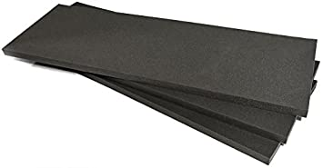 Amazon.com: EcoBox 2-Inch Polyurethane Medium Density Foam (E-1082-3): Office Products