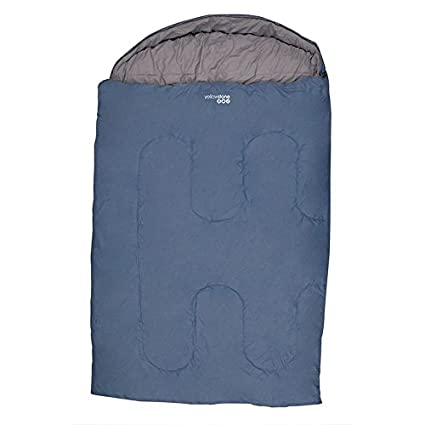 Yellowstone Ashford Double 300 Sleeping Bag Blue