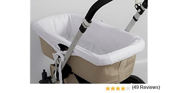 Funda Capazo Interior Color Blanco (Danielstore) : Amazon.es: Bebé
