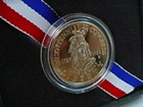 Commemorative Half Dollar Gem - 1989 CONGRESSIONAL COMMEMORATIVE HALF DOLLAR GEM PROOF