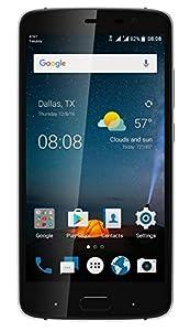 "ZTE 5.5"" Blade V8 Pro Factory Unlocked Phone - Black Diamond"