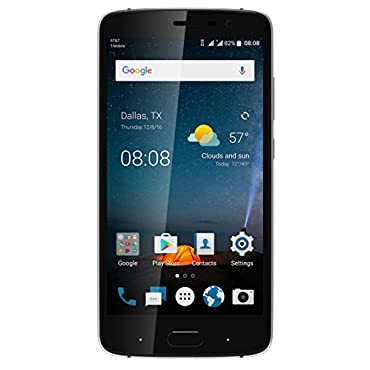 "ZTE 5.5"" Blade V8 Pro Factory Unlocked Phone Black Diamond"