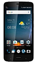 "Zte Blade V8 Pro (32gb) 5.5"" Fhd Display, Dual 13mp Camera's, Dual Sim 4g Lte Gsm Factory Unlocked Phone (Us Warranty) - Black Diamond"