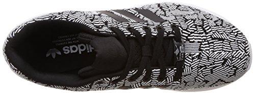 Adidas Originaler Kvinners Zx Fluks Trenere Kjerne Us5.5 Svart