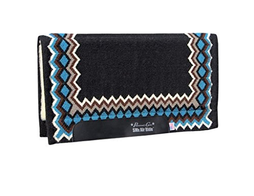 Professionals Choice SMX Shilloh Wool Saddle Pad 3