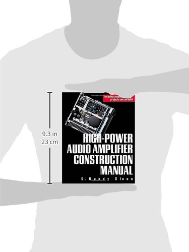 High-Power Audio Amplifier Construction Manual by G Randy Slone (Image #2)