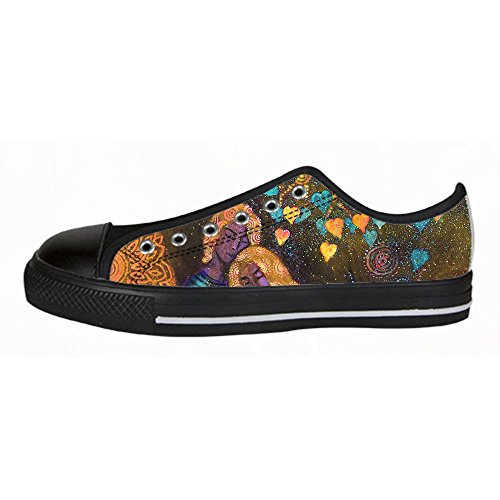 Daniel Turnai Fan Customized Tree of Life New Sneaker Canvas Shoes for Women - Kevin Garnett Life