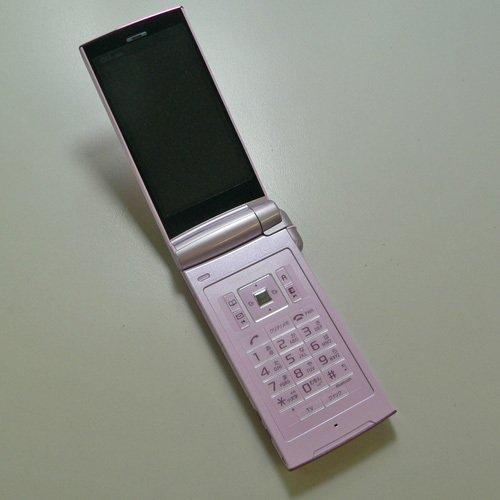 BRAVIA Phone S005(シュガーピンク)