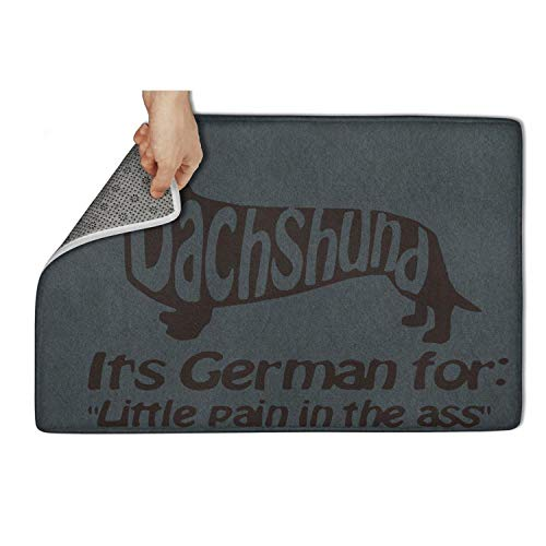 SHIWERJHC It's German for Little Pain in The Ass 23.5