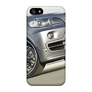 (tkb201srFH)durable Protection Case Cover For Iphone 4s(bmw Hamann X4s E70 Front Section)
