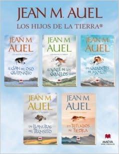 Pack Los hijos de la tierra: Amazon.es: Libros