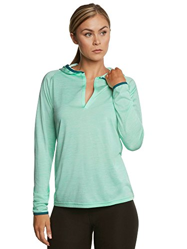 (Womens Lightweight Hoodie - Workout Jackets for Women - Dry Fit - Free Towel)
