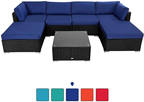 outdoor sectional furniture - 7