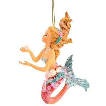 41m31j20whL._SS450_ Mermaid Christmas Ornaments
