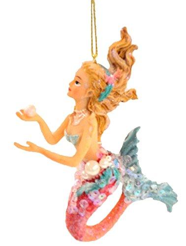 41m31j20whL Amazing Mermaid Christmas Ornaments